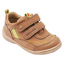 Buy Start-rite Super Soft Leo Leather Shoes, Light Brown Online at johnlewis.com