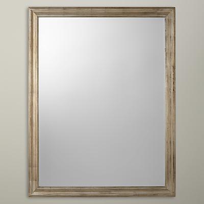 John Lewis Rectangle Mirror, 132 x 102cm
