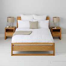 Buy John Lewis Florence Origami Cotton Bedding Online at johnlewis.com