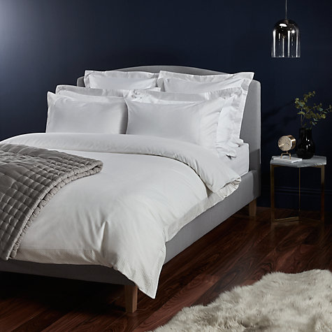 buy john lewis treviso cotton bedding john lewis. Black Bedroom Furniture Sets. Home Design Ideas