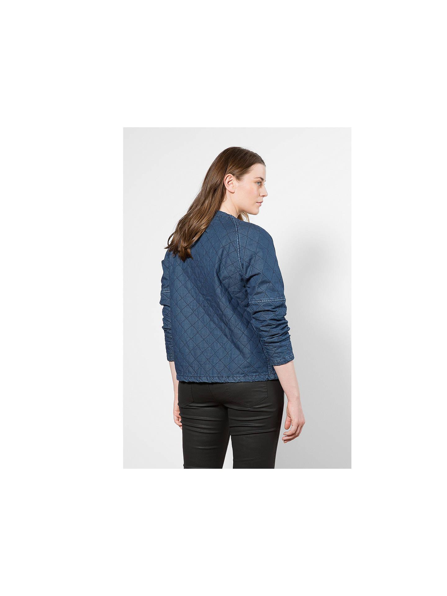 200204cee05 ... Buy Violeta by Mango Quilted Denim Jacket