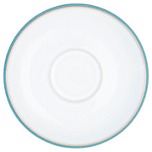 Buy Denby Azure Saucer, Blue Online at johnlewis.com