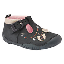Buy Start-rite Mayflower Booties, Navy Online at johnlewis.com