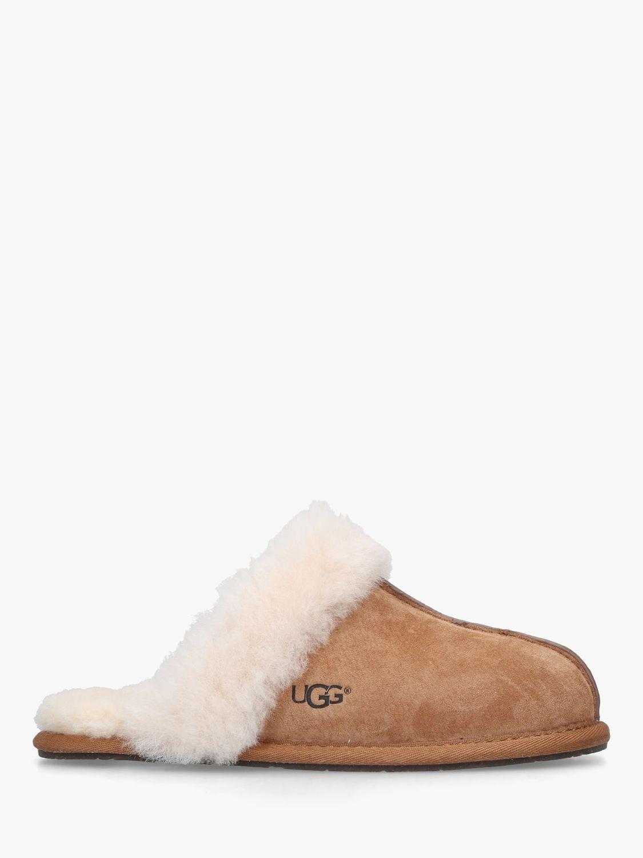 93ff000b3cc UGG Scuffette II Sheepskin Slippers at John Lewis & Partners