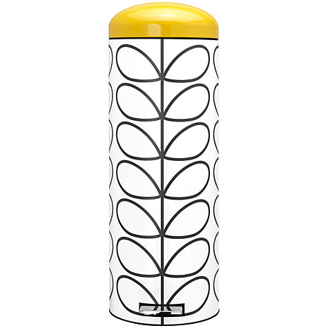Buy Brabantia Orla Kiely Retro Bin Online at johnlewis.com