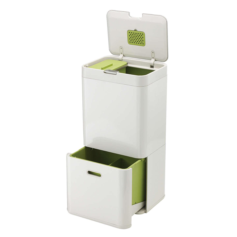 joseph joseph intelligent waste separation recycling. Black Bedroom Furniture Sets. Home Design Ideas