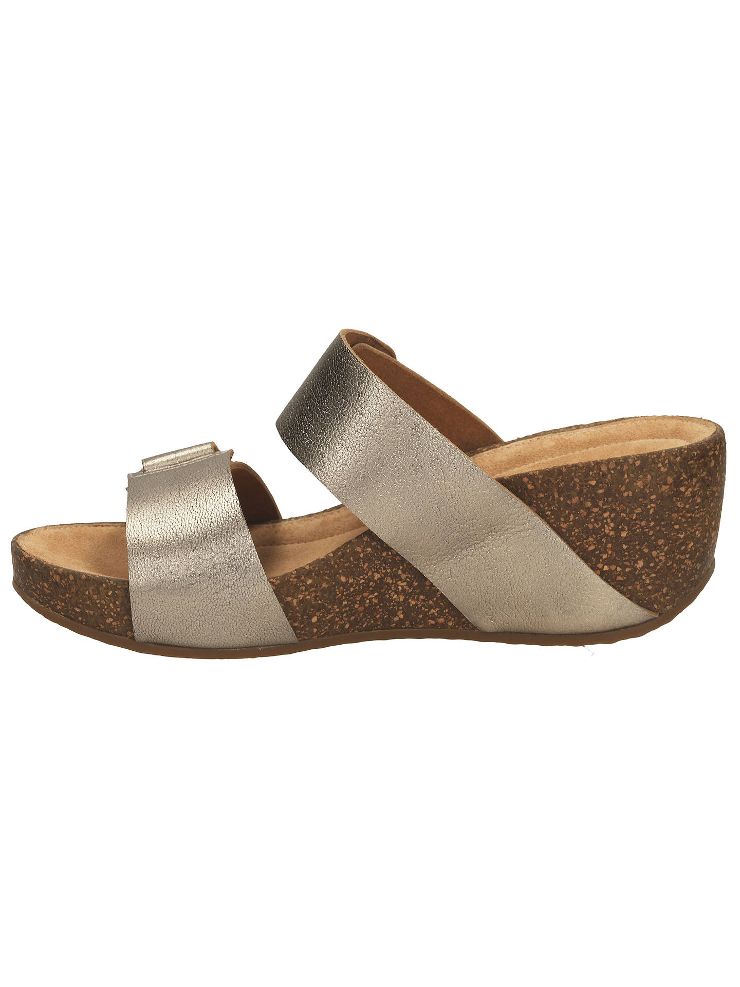 2c9a65c6ba17e ... Buy Clarks Temira East Leather Wedges