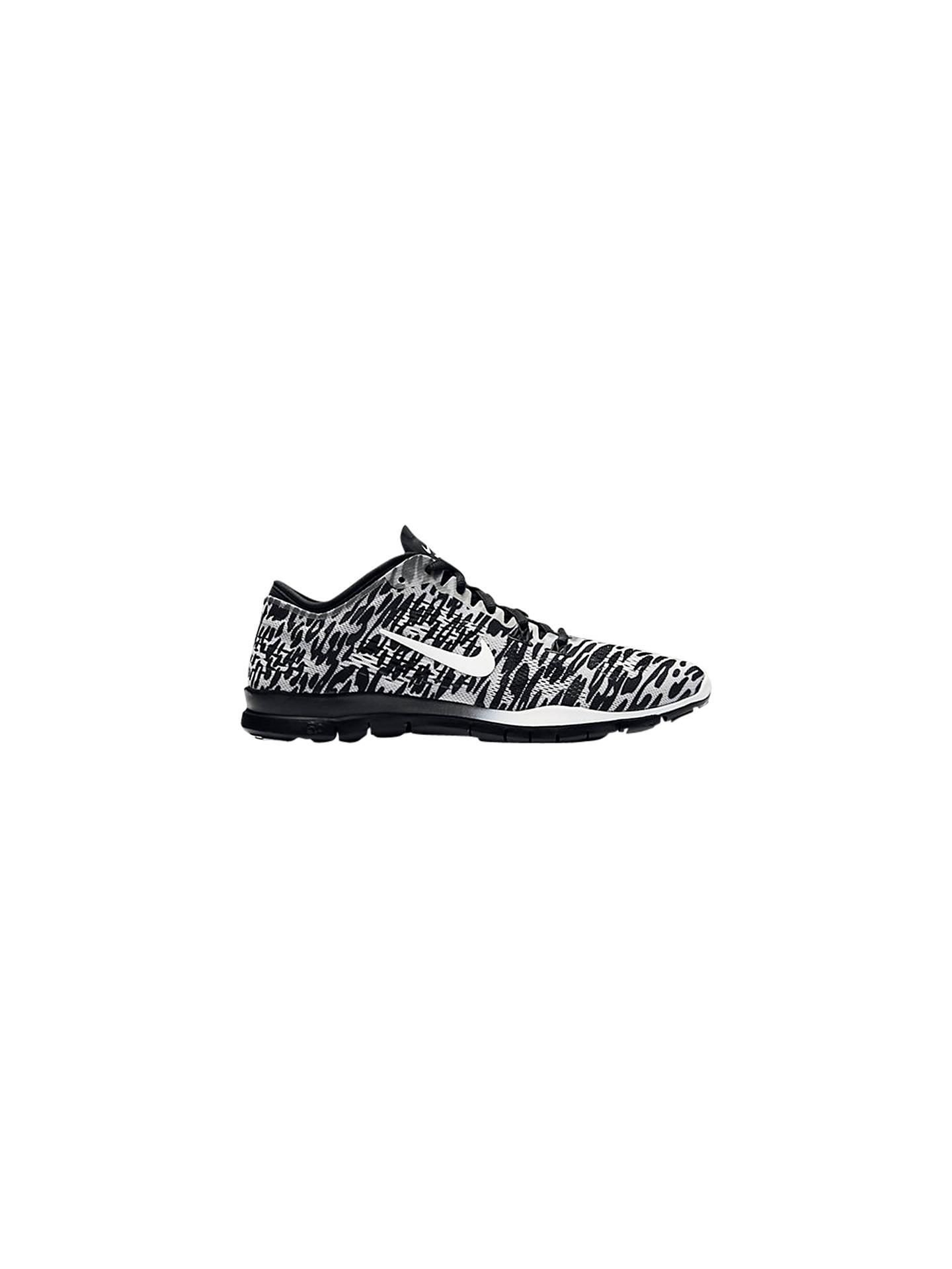 online retailer 3bbb3 2e115 Nike Free 5.0 Cheetah Print Women's Cross Trainers at John ...