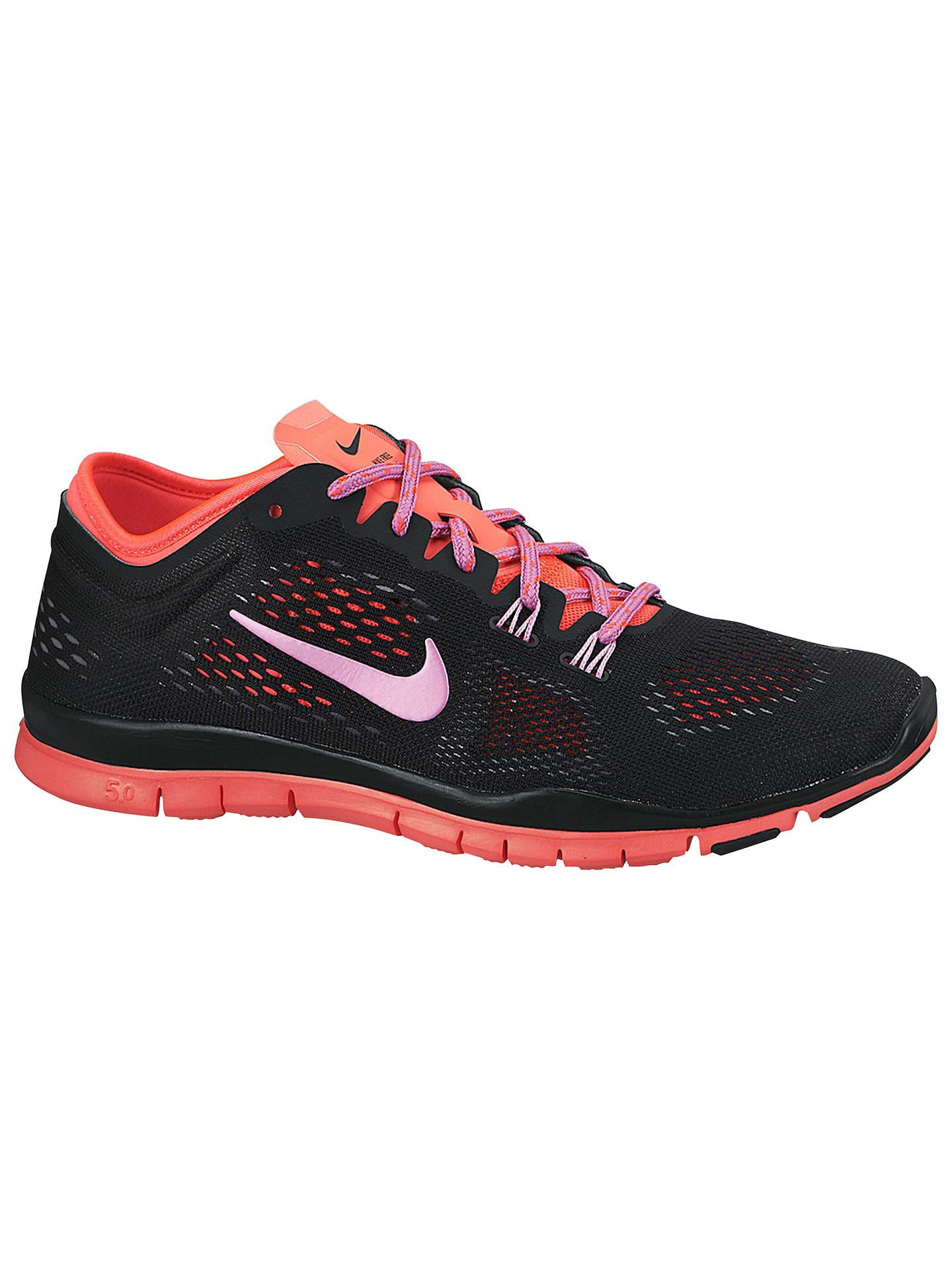 Nike Free 5.0 TR 4 Donna Cross Trainers, Hyper Nero Midnight Hyper Trainers,   fa1dbf