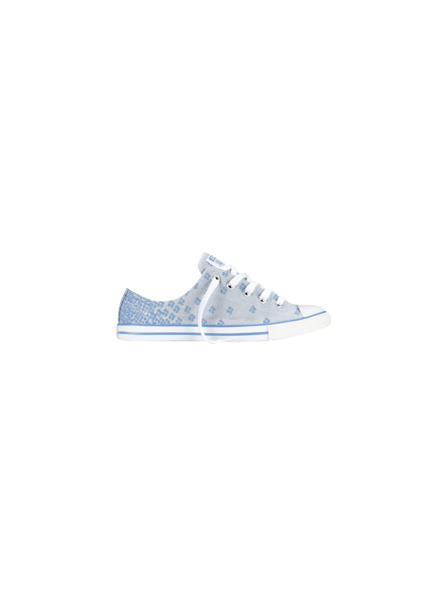 a836c1b53172 Buy Converse Chuck Taylor All Star Ox Dainty Canvas Trainers
