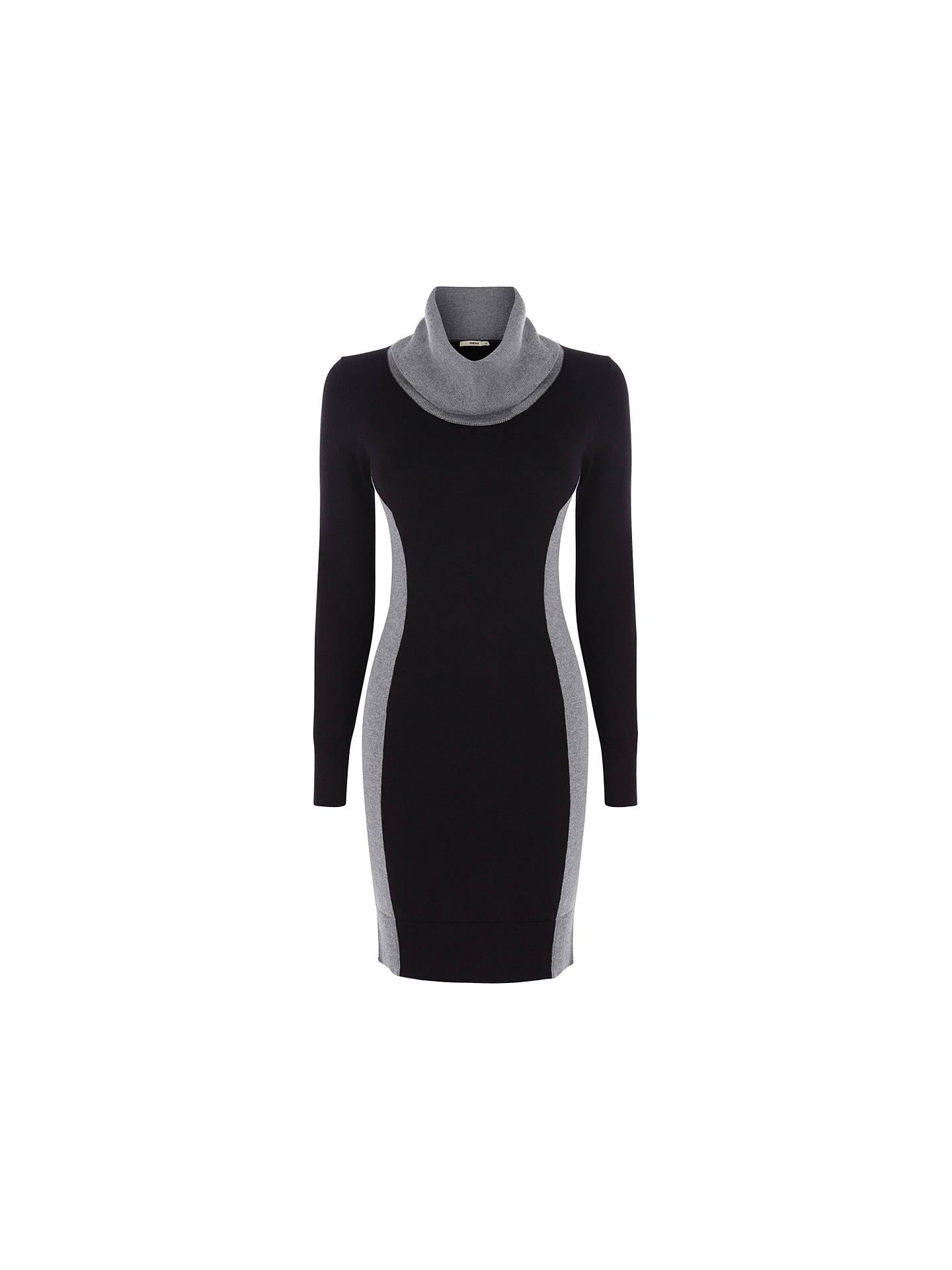 94463a377fc BuyOasis Colour Block Sweater Dress