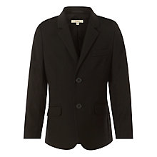 Buy John Lewis Heirloom Collection Boys' Suit Jacket, Black Online at johnlewis.com
