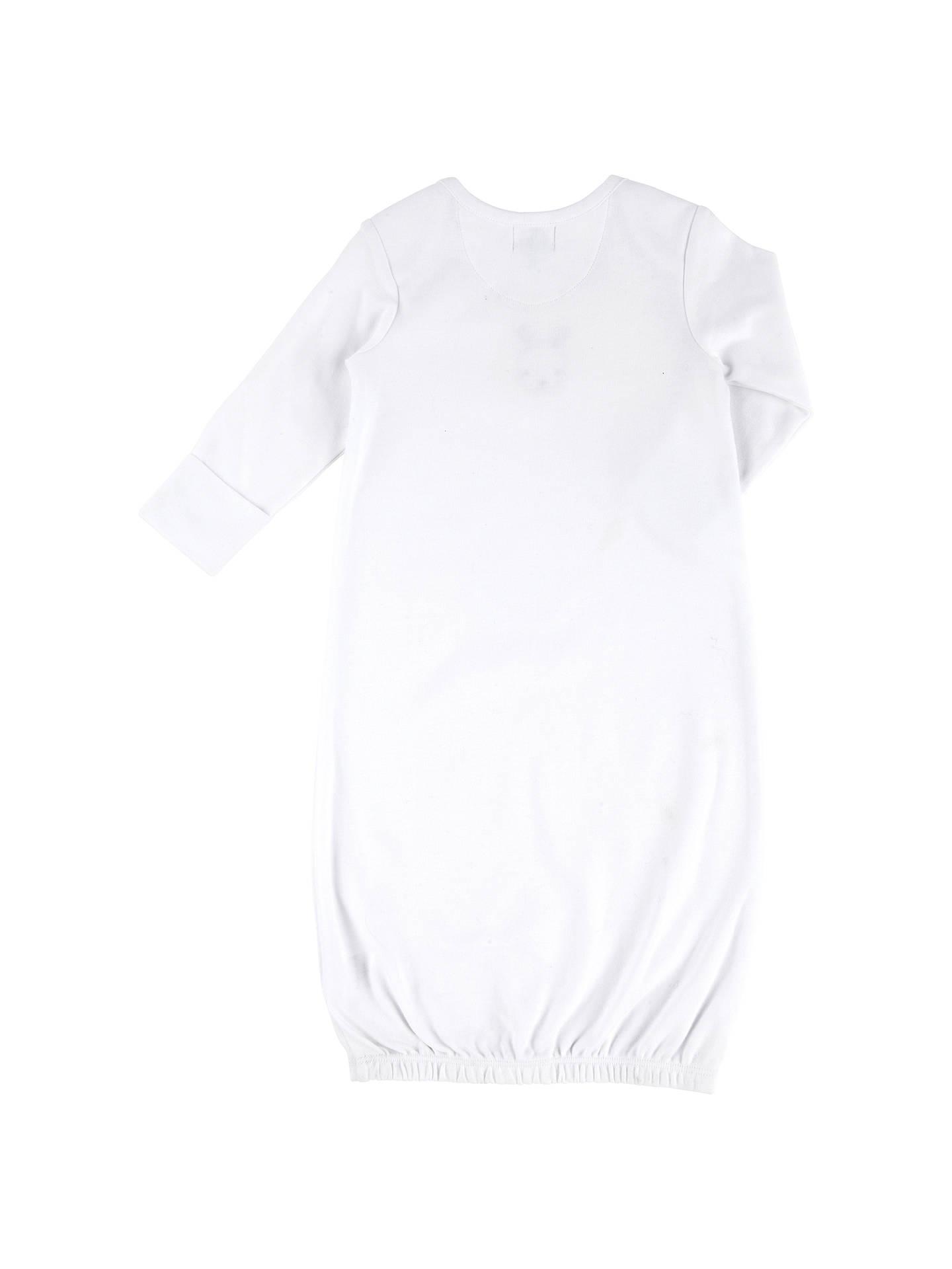 efaab3e117e ... Buy John Lewis   Partners Baby Organic Cotton Bunny Bundler