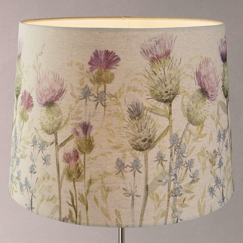 Voyage thistle tapered lamp shade at john lewis buyvoyage thistle tapered lamp shade 30cm online at johnlewis aloadofball Gallery