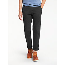 Buy Barbour Neuston Twill Chinos, Navy Online at johnlewis.com