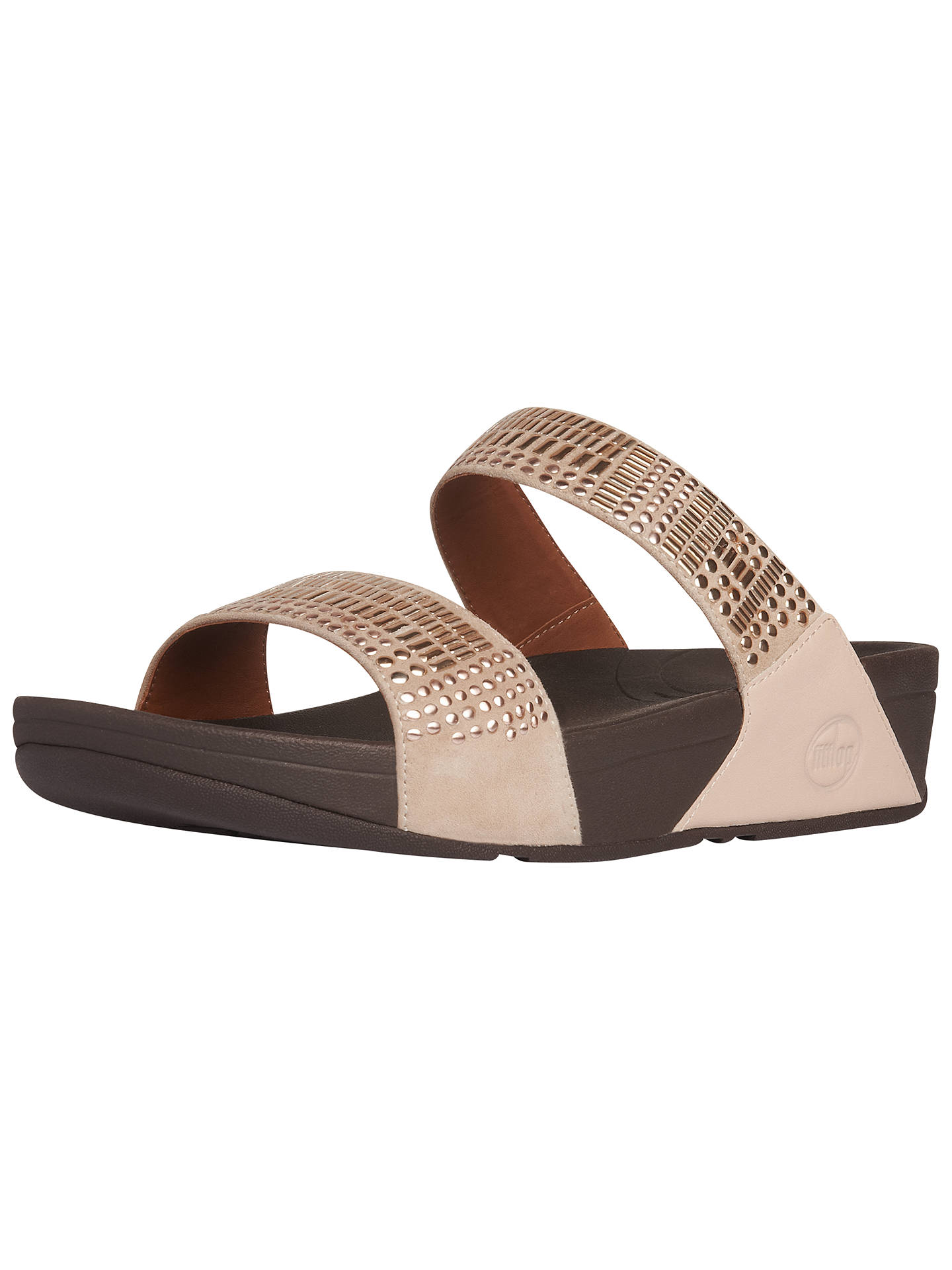 bfd5a1d65 Buy FitFlop Aztek Chada Slide Suede Sandals