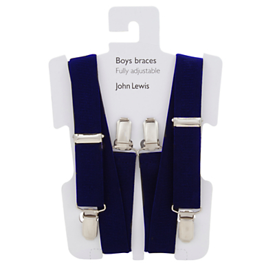 John Lewis Heirloom Collection Boys' Braces Review
