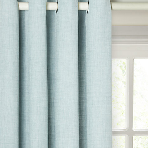 Buy John Lewis Barathea Lined Eyelet Curtains Online At Johnlewis.com ...