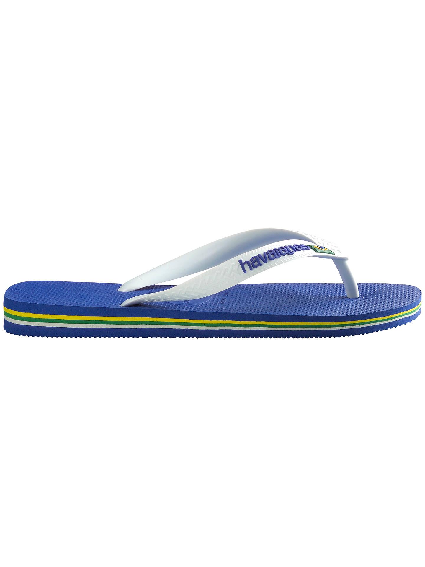 7514f957b8d3d Buy Havaianas Brasil Logo Flip Flops