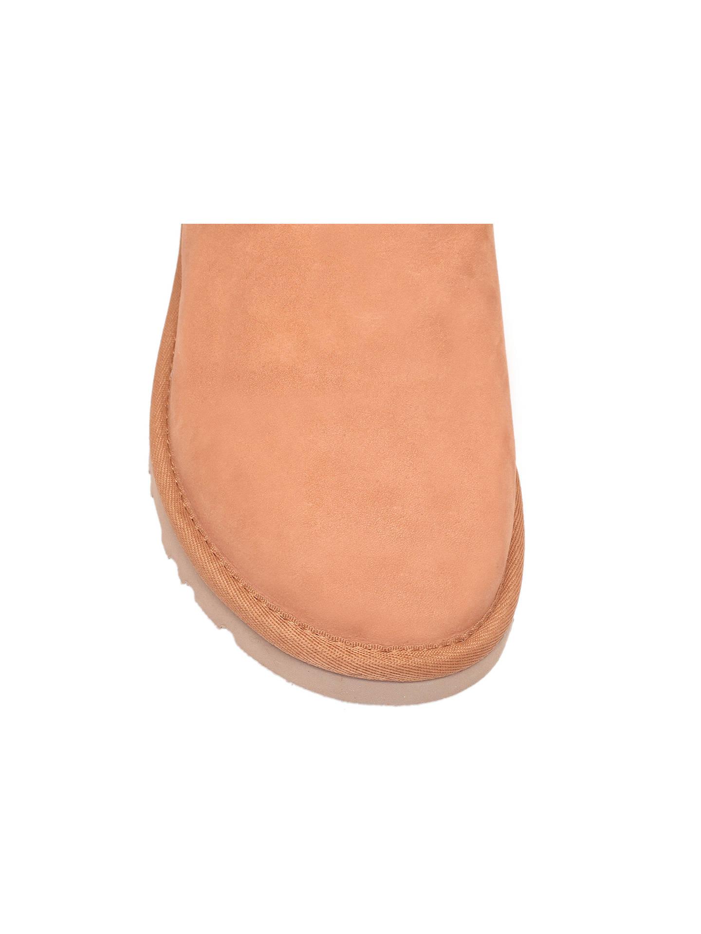 e4dafb8a4a7 Ugg Jocelin Nubuck Buckle Detail Ankle Boots at John Lewis & Partners