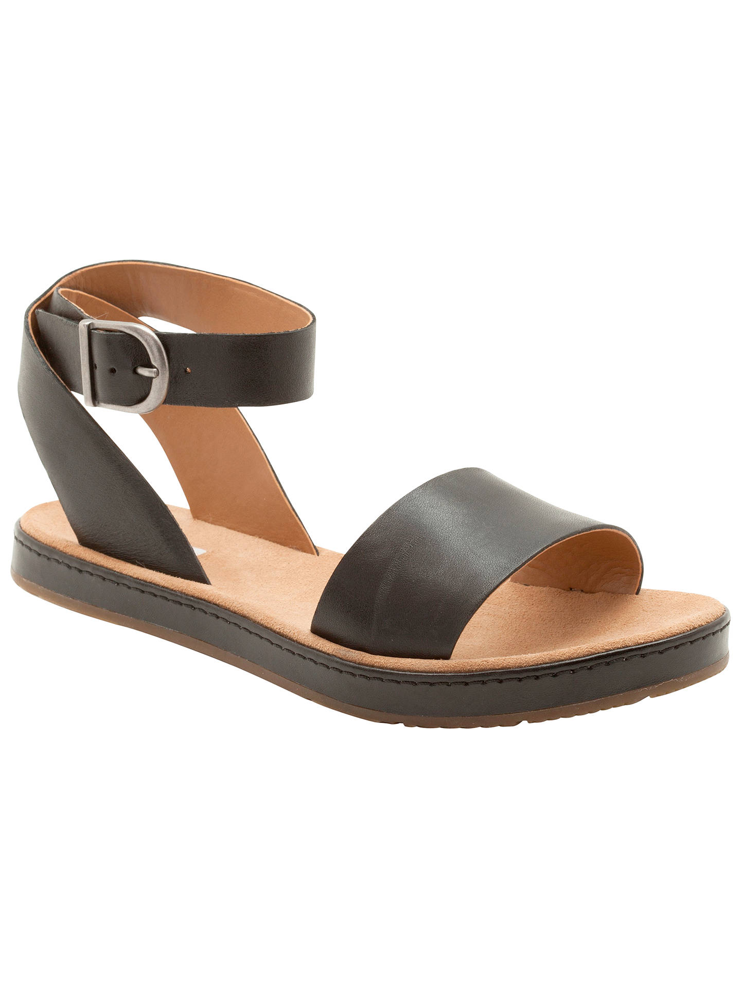 ca91ae82daea Clarks Romantic Moon Leather Sandals at John Lewis   Partners