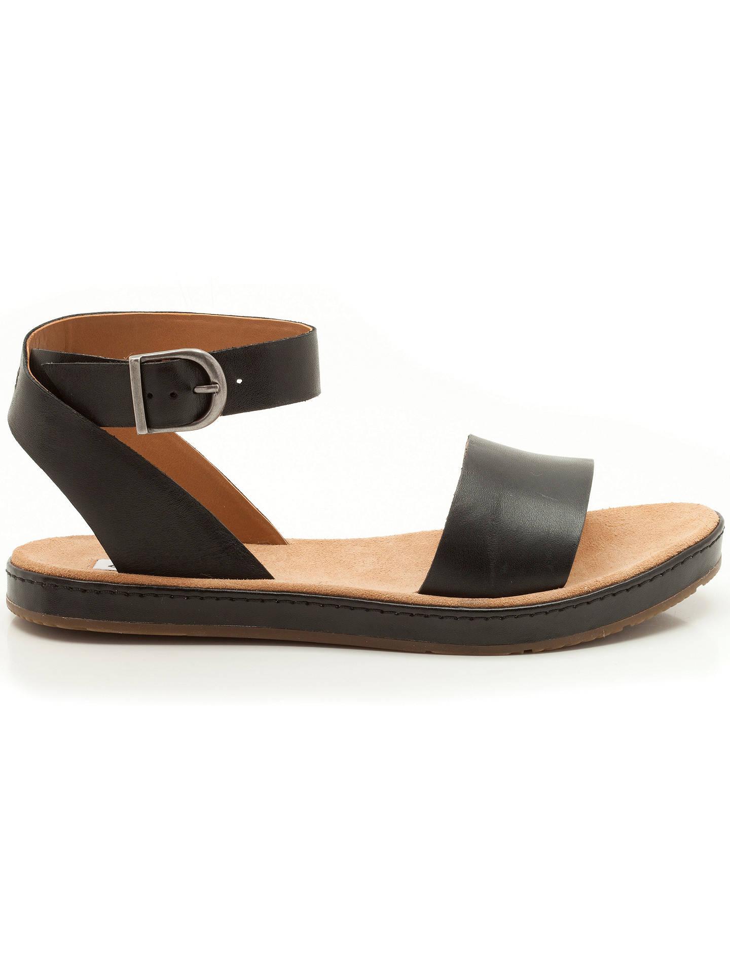 983521d2c Clarks Romantic Moon Leather Sandals at John Lewis   Partners
