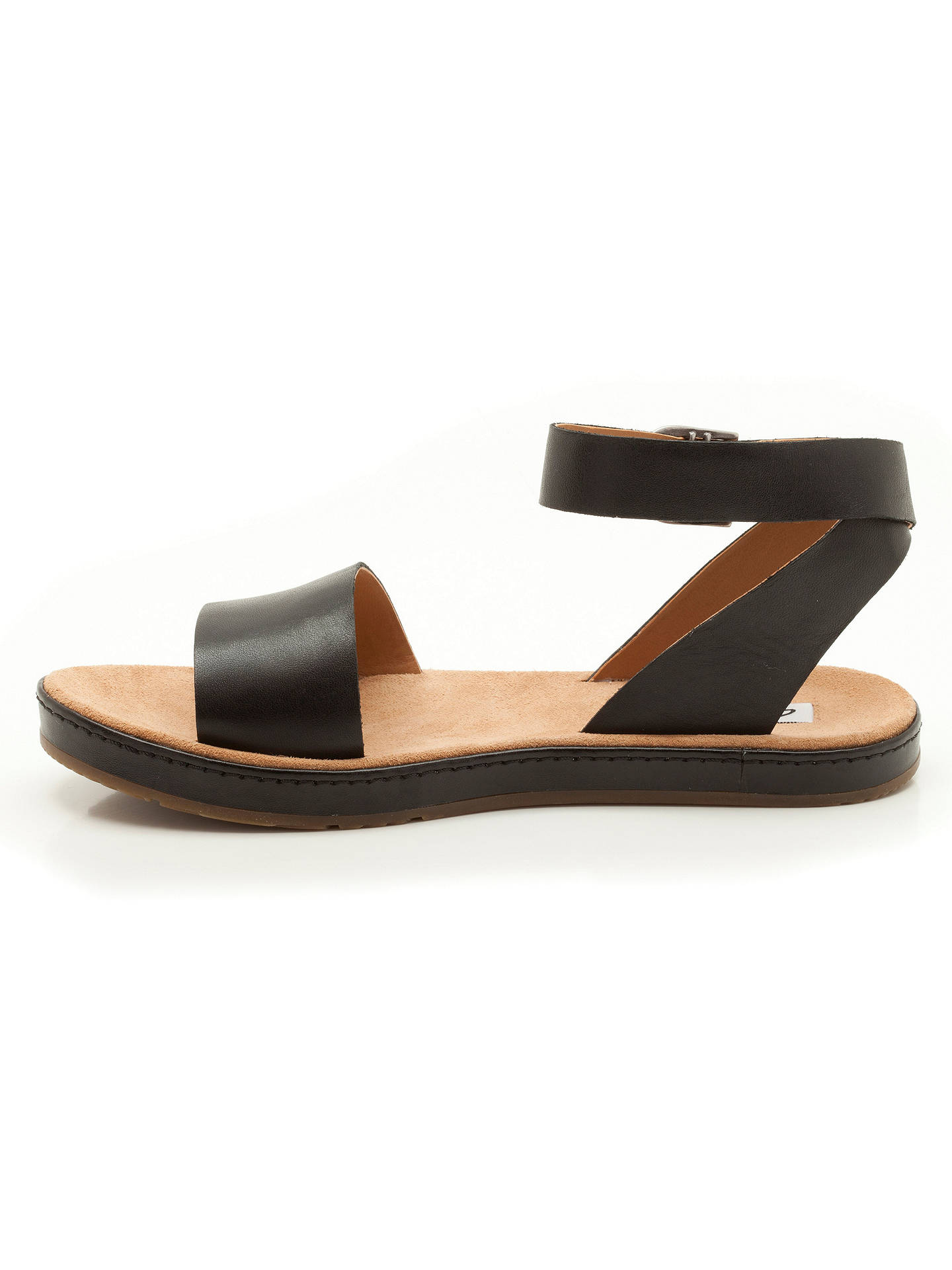 593567dc7199 Clarks Romantic Moon Leather Sandals at John Lewis   Partners