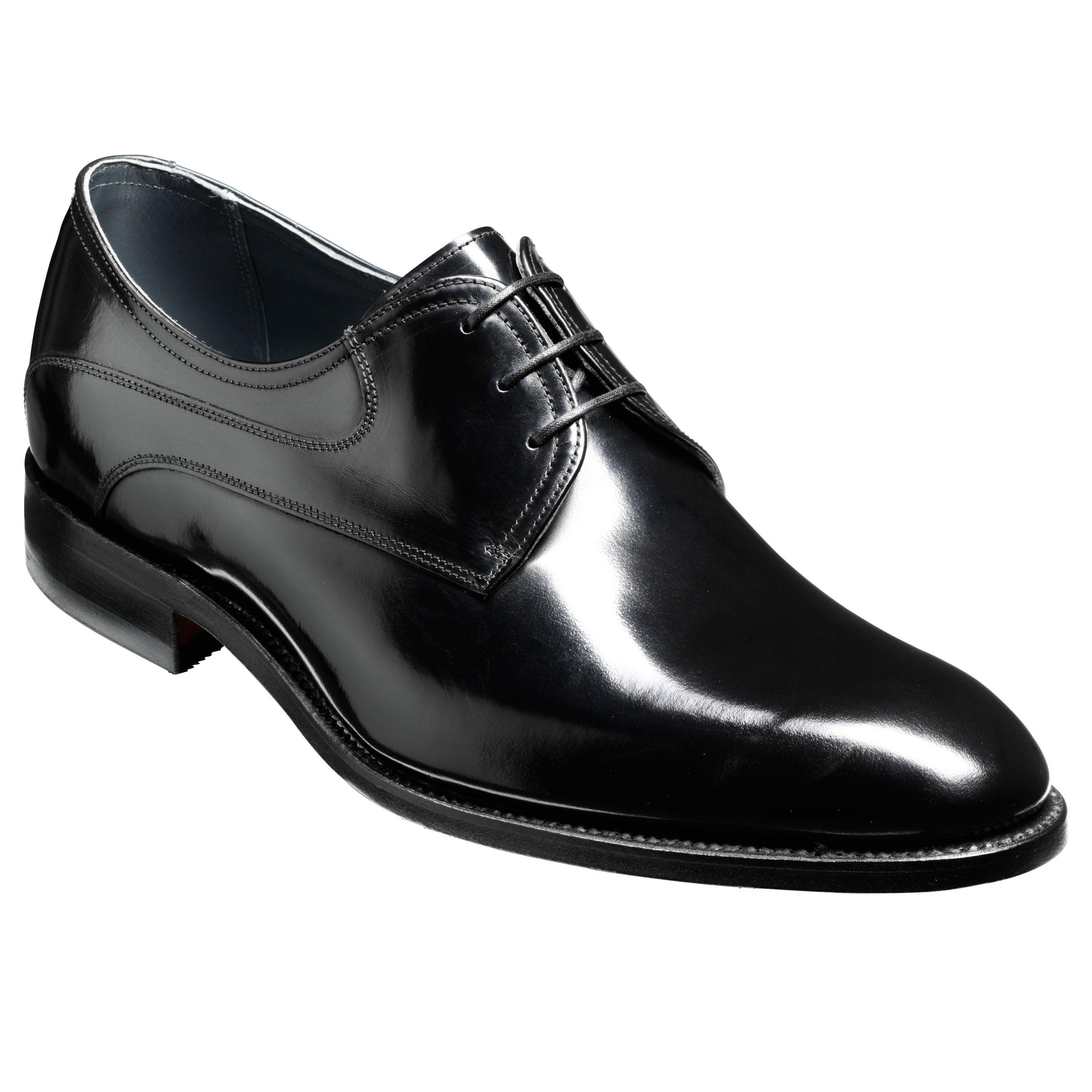 Barker Barker Wickham Derby Shoes, Black