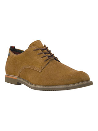 Timberland Earthkeepers Brook Park Suede Oxford Shoes, Rust