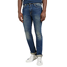 Buy Levi's 510 Blue Canyon Skinny Jeans, Mid Wash Online at johnlewis.com