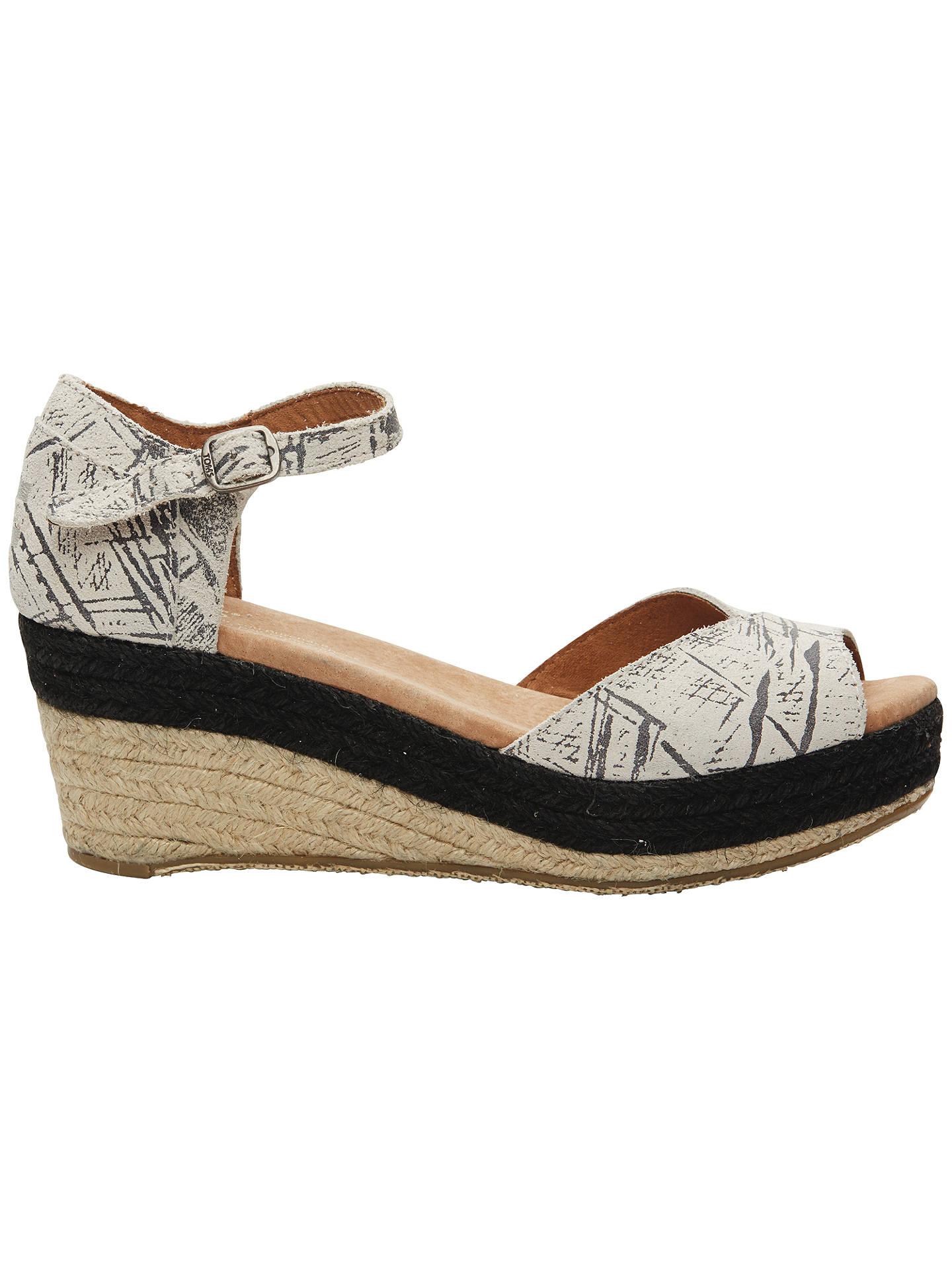 d197d530e9c Buy TOMS Platform Wedge Heeled Sandals