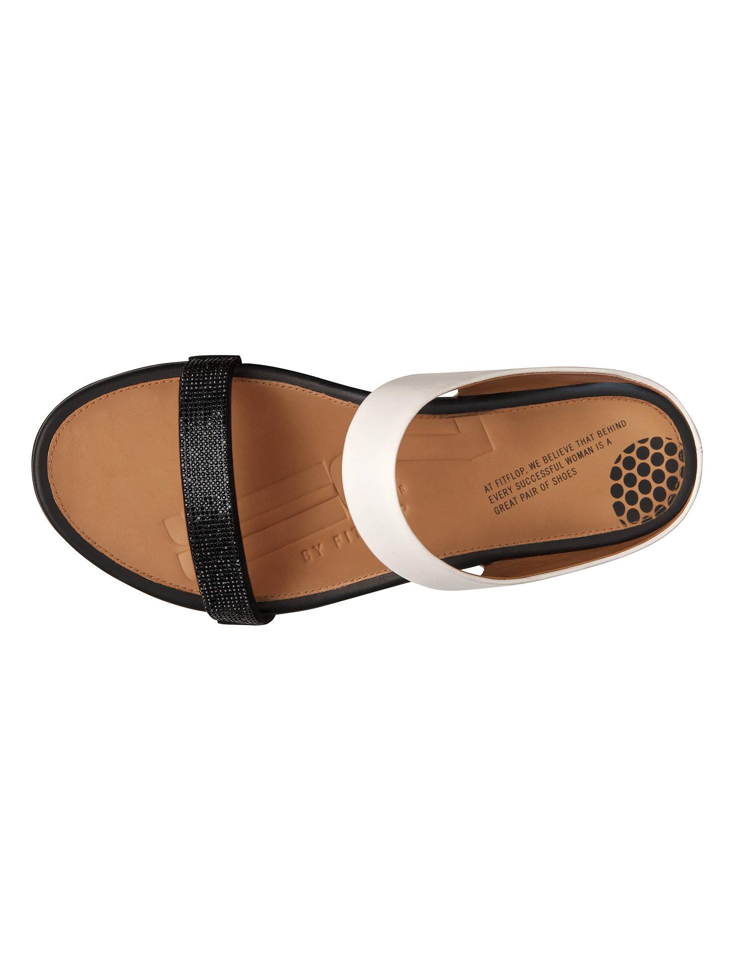 3010448e4 ... Buy FitFlop Banda Crystal Slide Leather Sandals