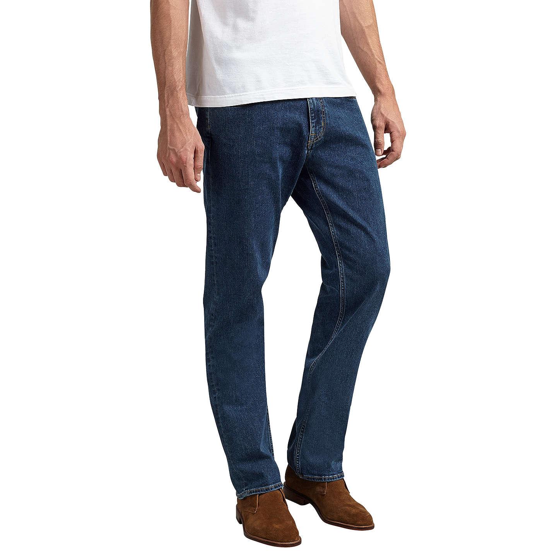 GANT Straight Jeans - Mid Blue GANT WEEg1