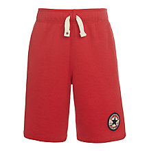 Buy Converse Children's Jersey Shorts Online at johnlewis.com