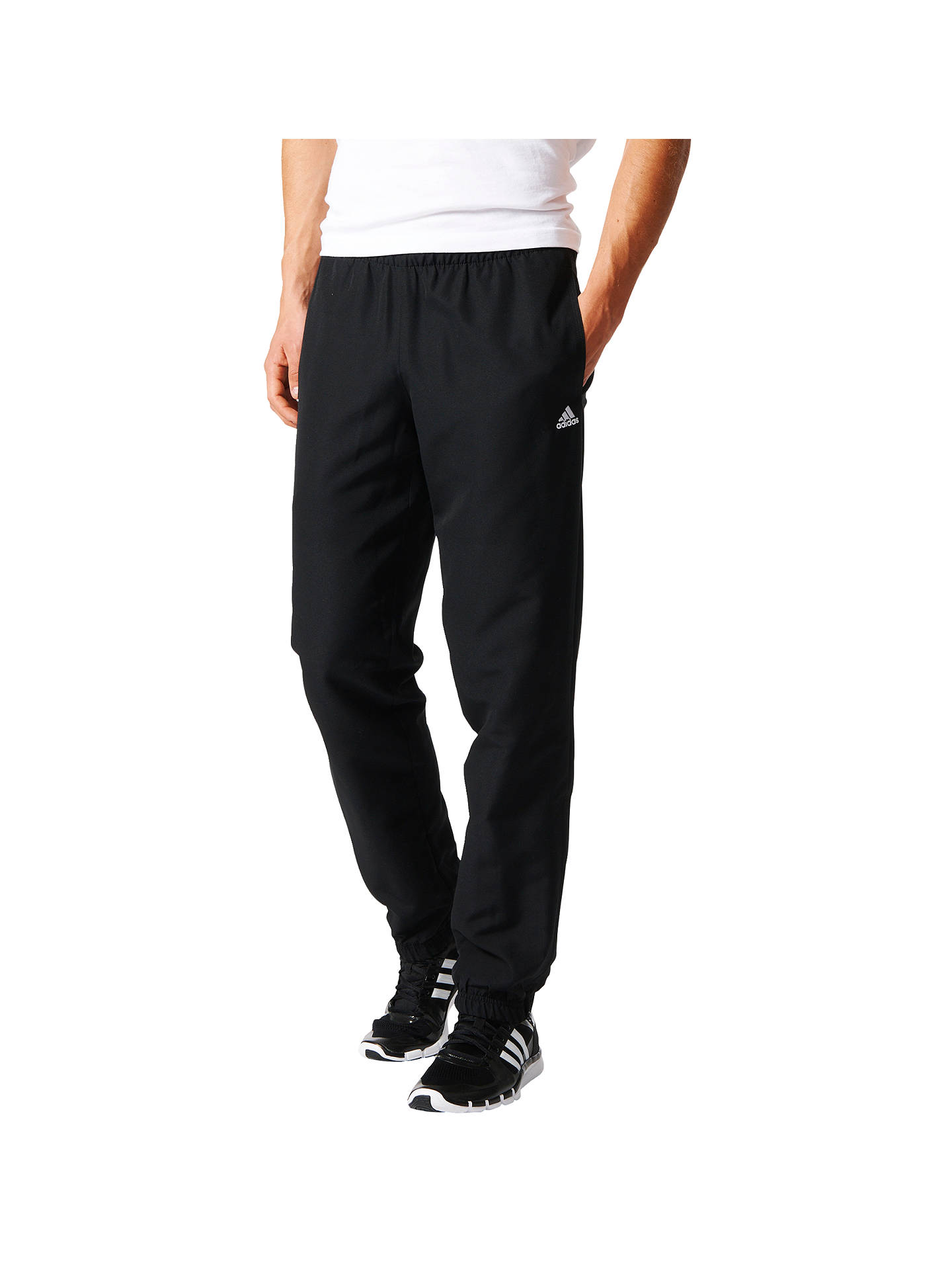 c965a169b adidas Sports Essentials Standford Tracksuit Bottoms at John Lewis ...