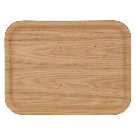 Buy House by John Lewis Wooden Tray Online at johnlewis.com