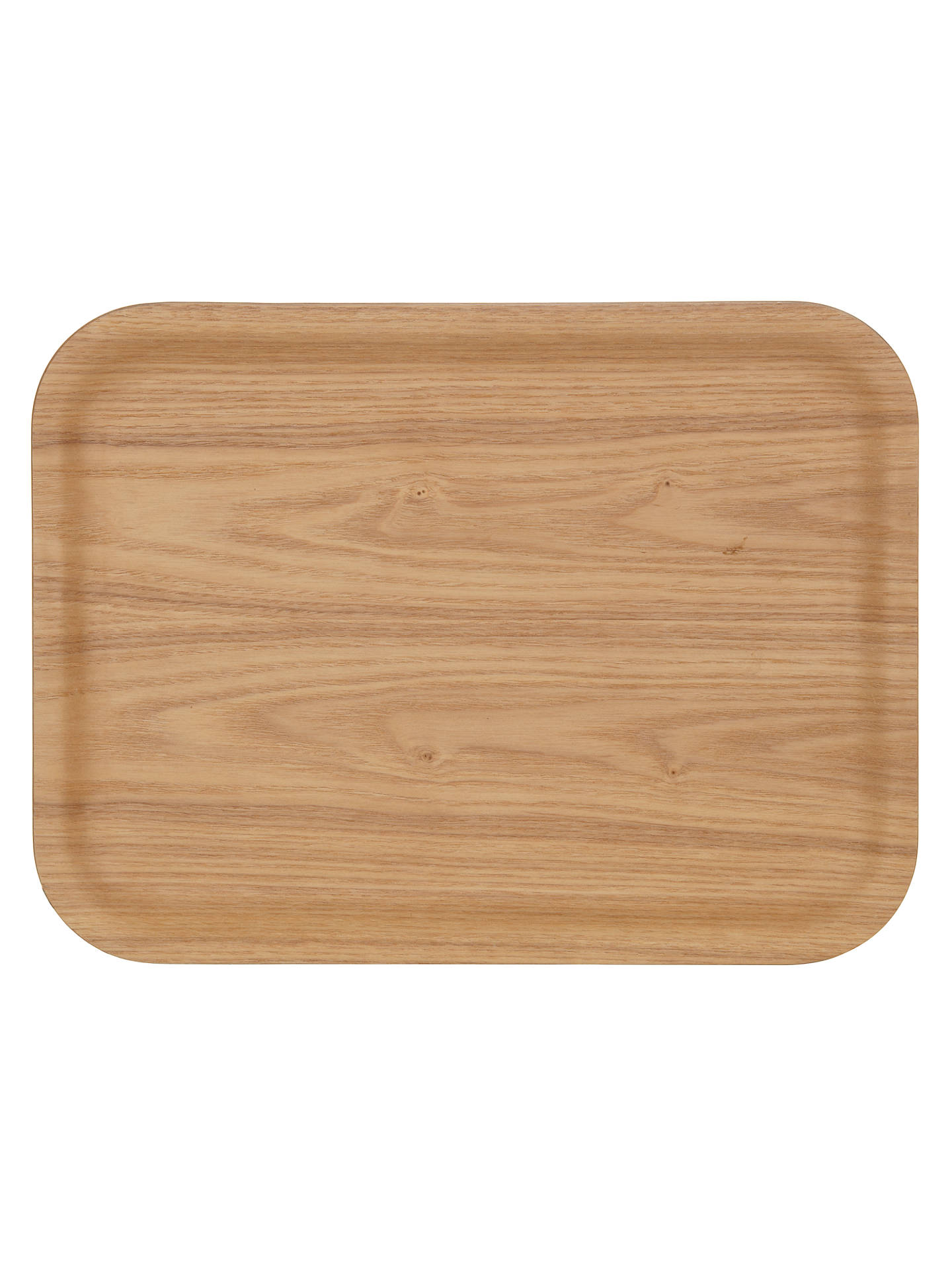 BuyHouse by John Lewis Wooden Tray, Medium Online at johnlewis.com