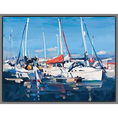 James Fullarton – Red Sail