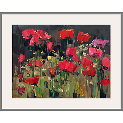 James Fullarton – Poppies in the Garden