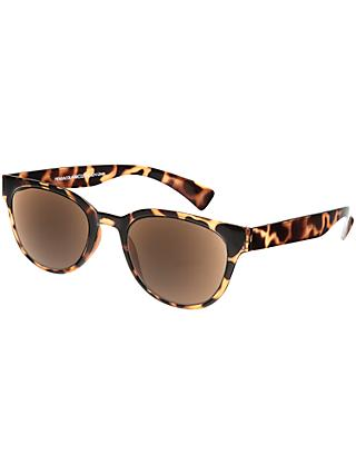 Magnif Eyes Ready Readers Pensacola Glasses, Tortoise