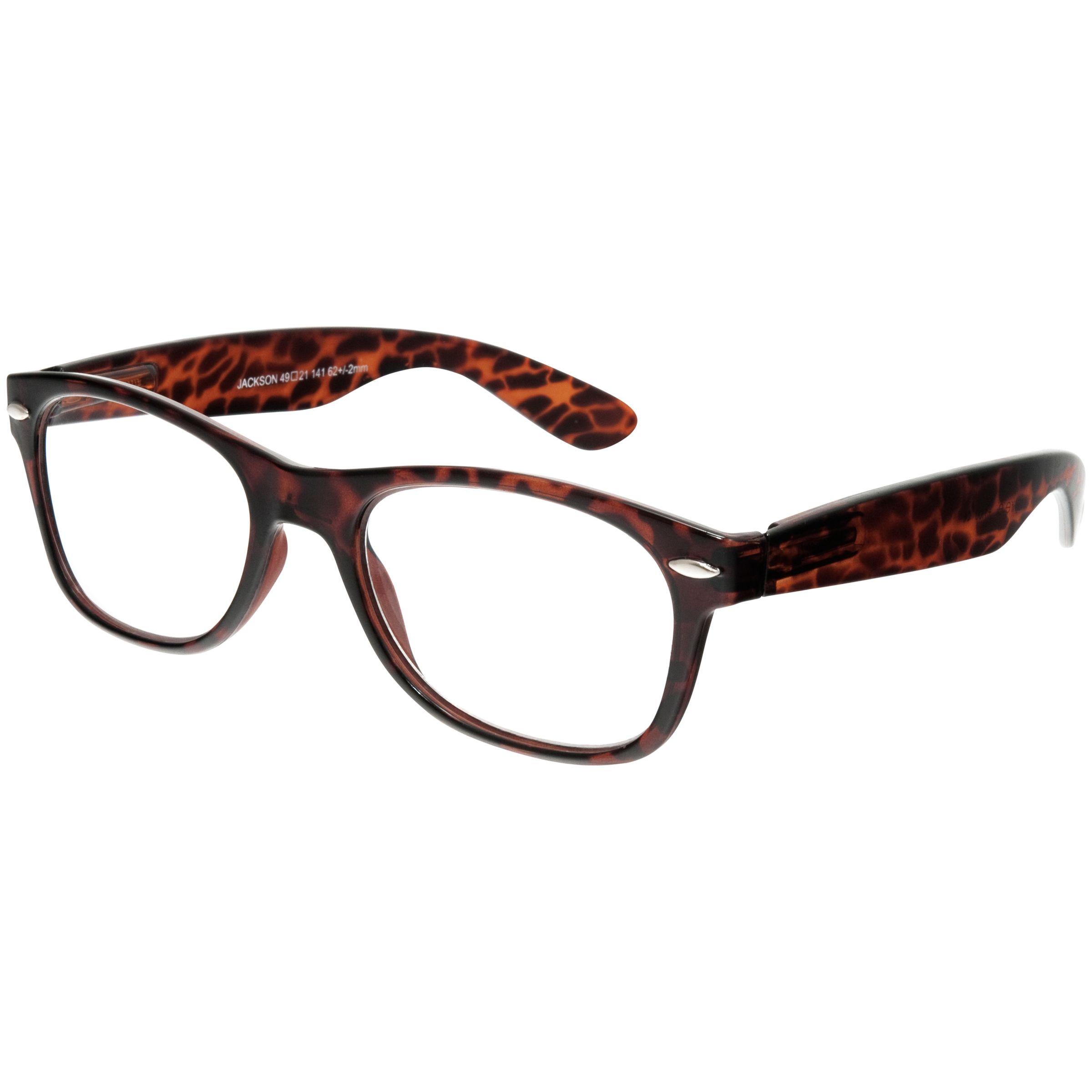 Magnif Eyes Magnif Eyes Ready Readers Jackson Glasses, Tortoise