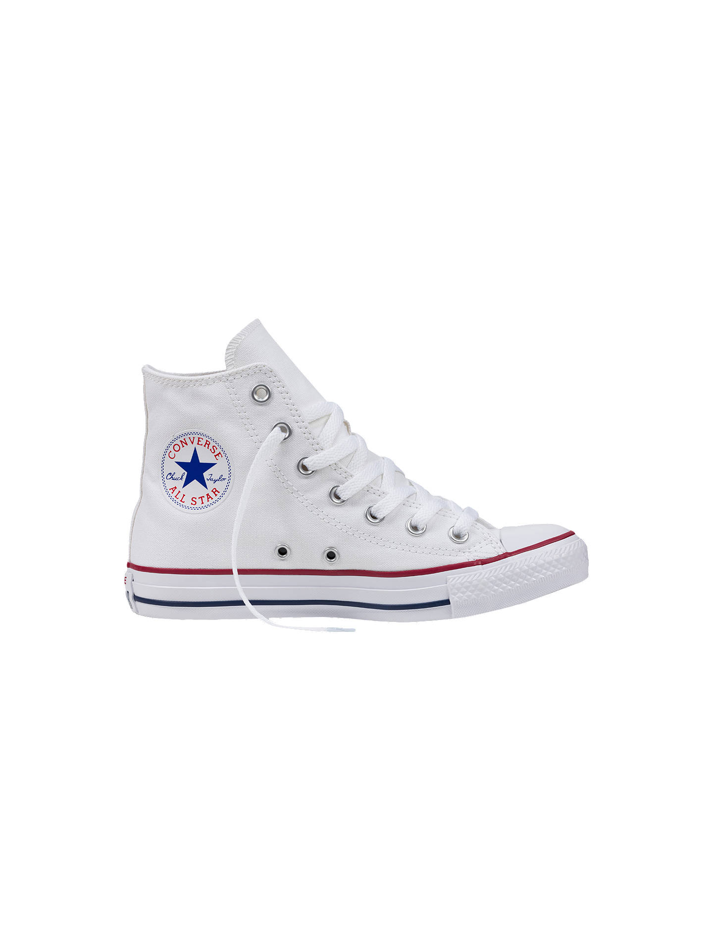 90bddb65e288 Converse All Star Hi-Top Trainers at John Lewis   Partners
