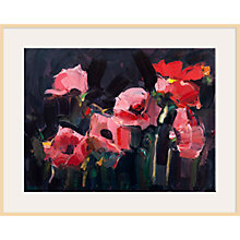 Buy James Fullarton - Pink Poppies Online at johnlewis.com
