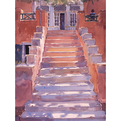 Lucy Willis – Syros Steps