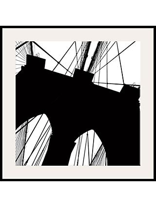 Erin Clark - Brooklyn Bridge Silhouette