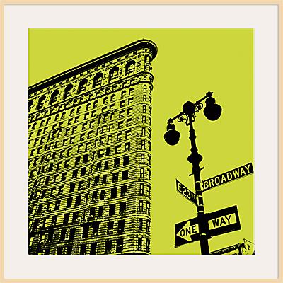Erin Clark – Acid Green Flatiron