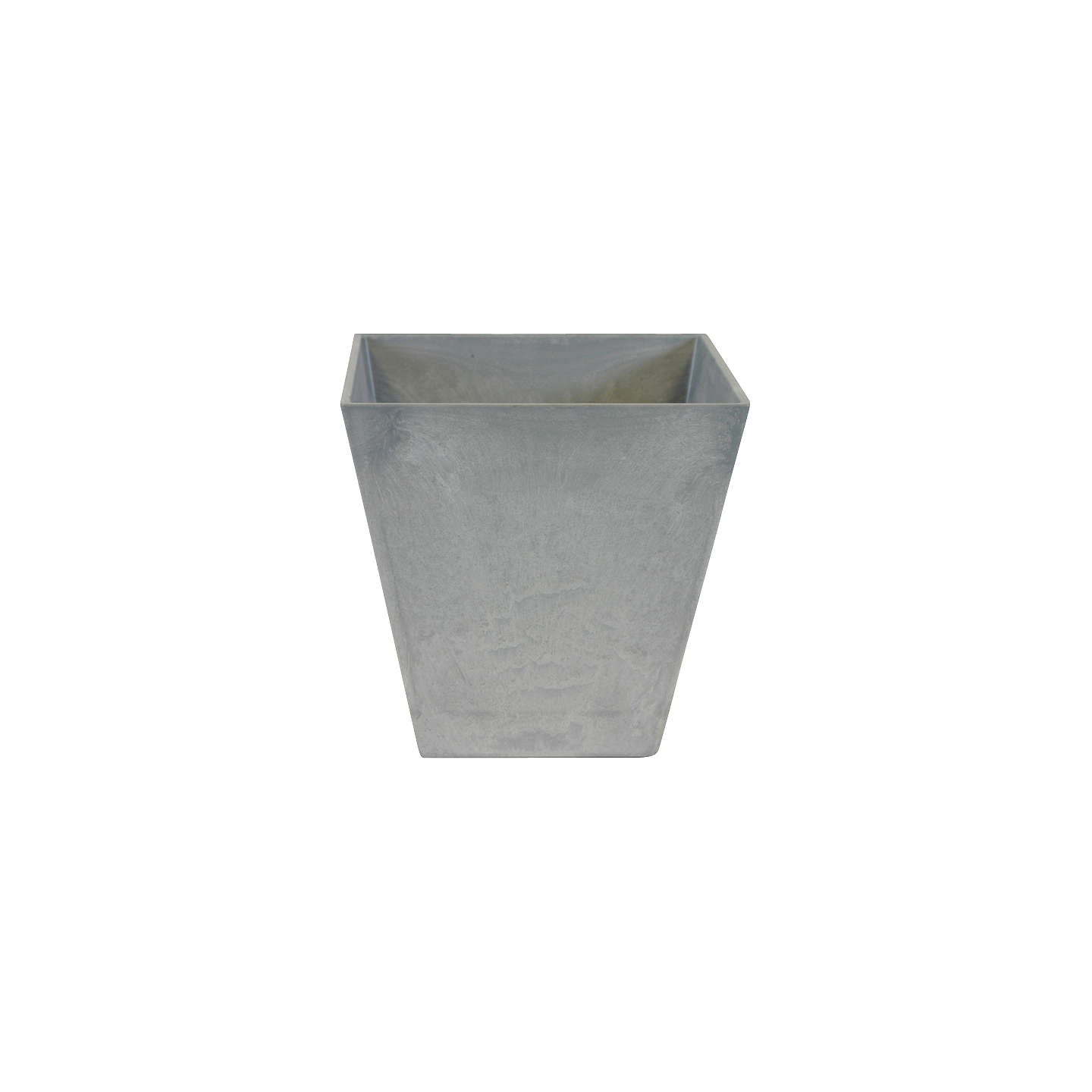 BuyArtstone Ella Planter, Grey, H40 x W40 x D40cm Online at johnlewis.com