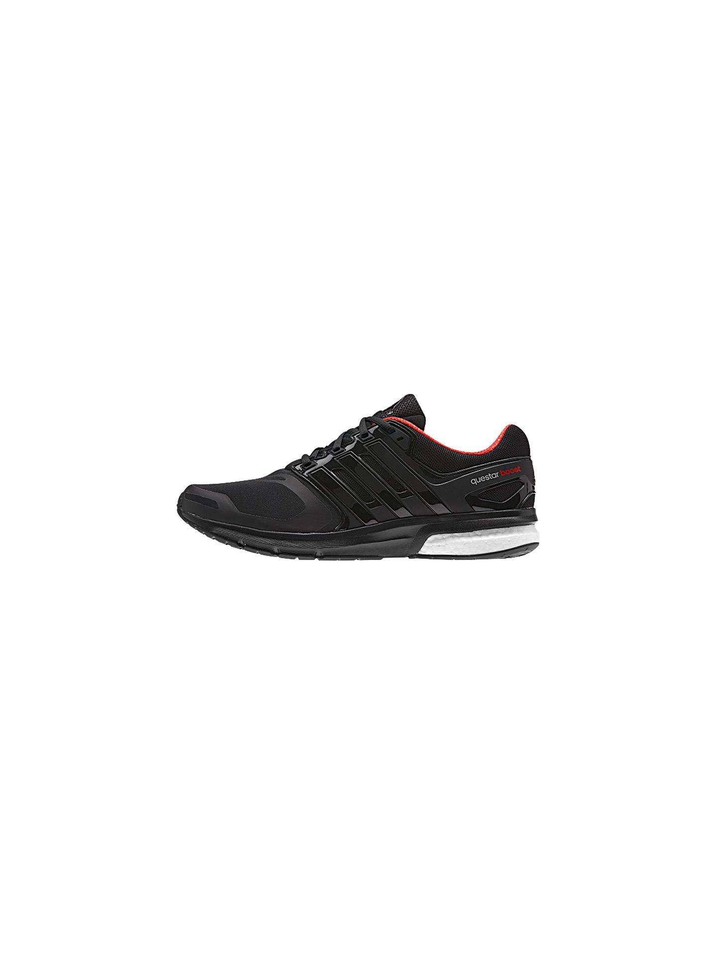 6c54c6184dcc Adidas Questar Boost Techfit Men s Running Shoes at John Lewis ...