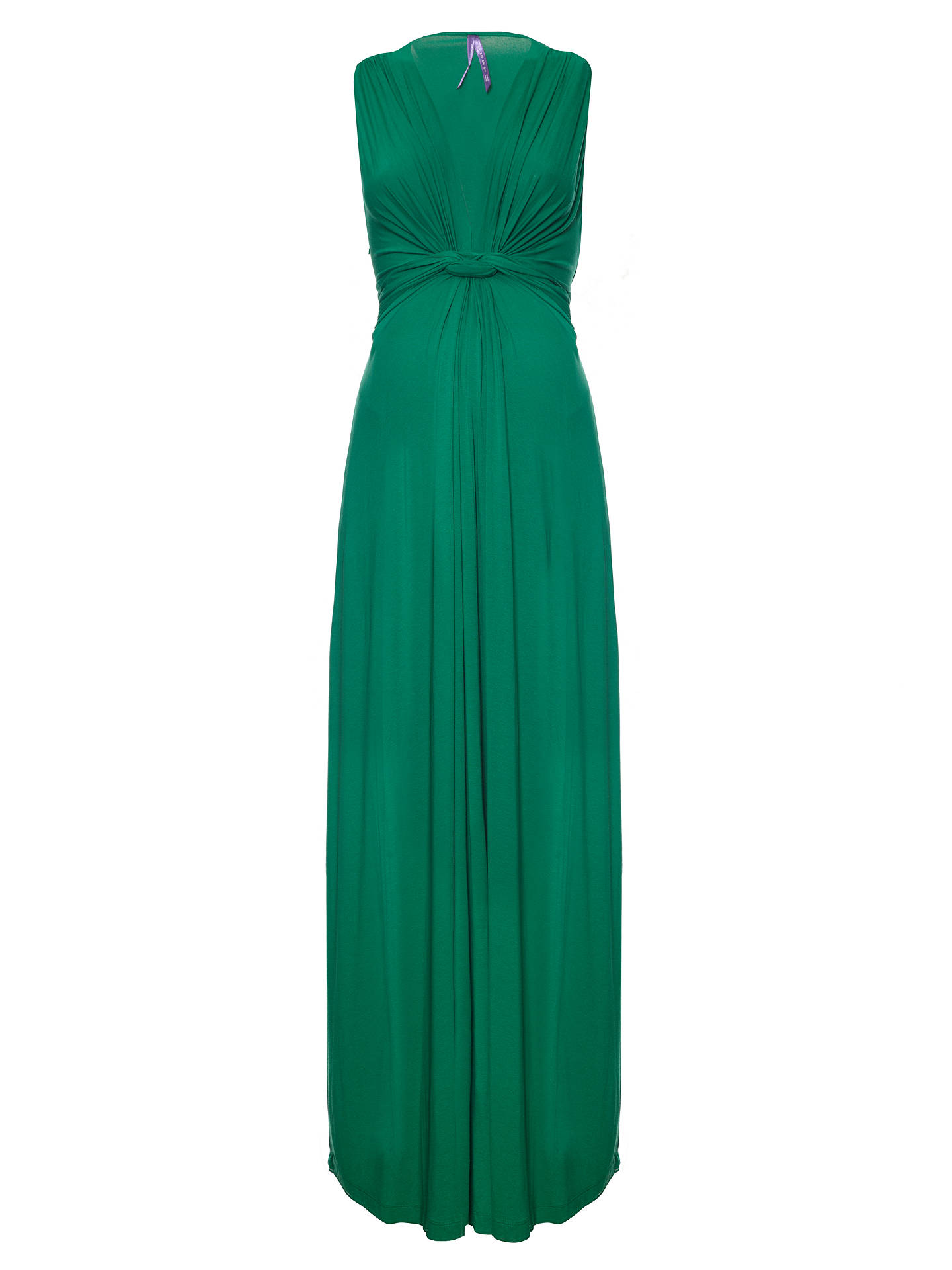 a1a55802763dac Buy Séraphine Knot Front Maxi Maternity Dress