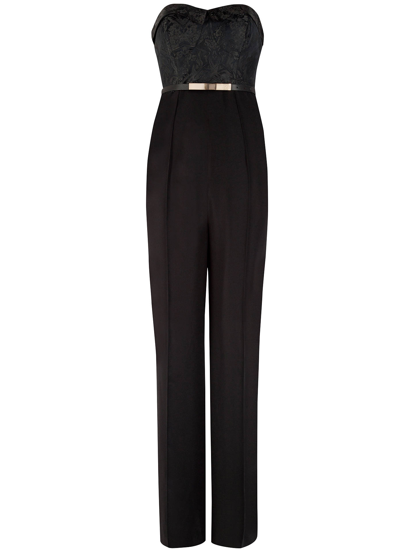 ab738a1d86c Buy Ted Baker Textured Bustier Jumpsuit